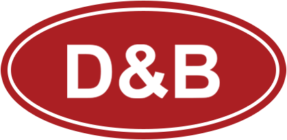 D and B Commercial Vehicles Logo